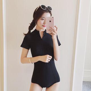 Short-sleeve Swimsuit / Long-sleeve Swimsuit