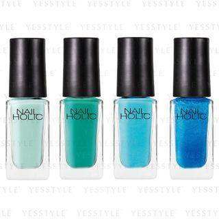 Kose - Nail Holic Lagoon Color - 7 Types