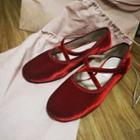 Mary Jane Ballet Flats