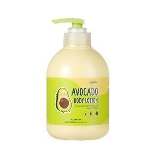 Esfolio - Avocado Body Lotion 500ml