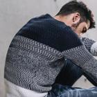 Crewneck Gradient Sweater