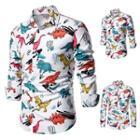 Dinosaur Printed Shirt