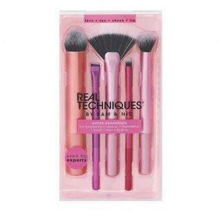 Real Techniques - Artist Essentials Face Brushes Set 1 Pc