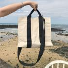 Square Canvas Tote