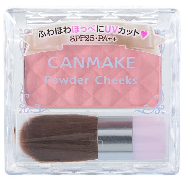 Canmake - Powder Cheek Spf 25 Pa++ (#pw 36) 1 Pc
