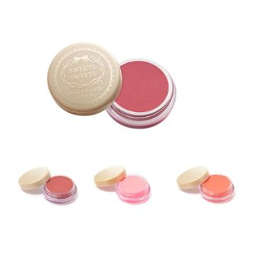 Chantilly - Sweets Sweets Velvet Souffle Cheeks - 3 Types