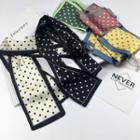 Dotted Neck Scarf / Headband