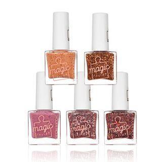 Holika Holika - Piece Matching Nails F/w17 (5 Colors) #or05 Sunset Topaz