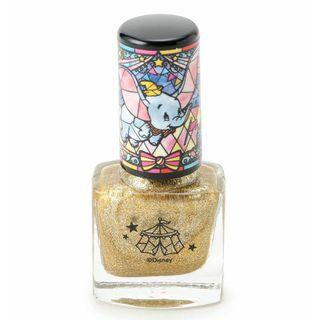Disney Mini Demo Nail (dumbo / Gold) One Size