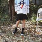 Stretch Knit Mermaid Skirt