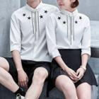 Couple Matching Galaxy Shirt