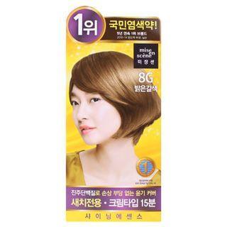 Miseensc Ne - Shining Essence Hair Color (#8g)