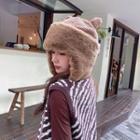 Cat Ear Trapper Hat