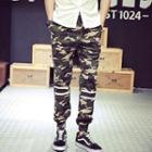 Camouflage Harem Pants