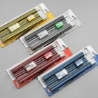 Set: 2b Pencil + Eraser + Pencil Sharpener