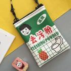 Printed Mini Crossbody Bag