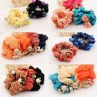 Chiffon Hair Tie (various Designs)