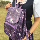 Unicorn Print Backpack