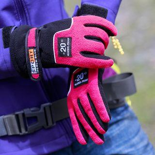 Outdoor Fleece Gloves
