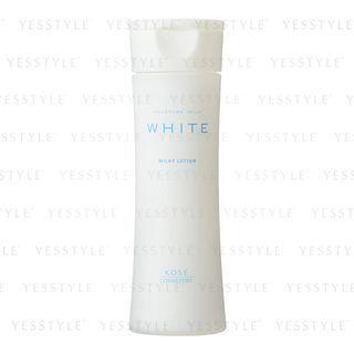 Kose - Moisture Mild White Milky Lotion 140ml