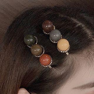 Ball Hair Clip / Set