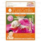 Sun Smile - Pure Smile Essence Mask (snail) 8 Pcs