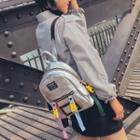 Metallic Backpack