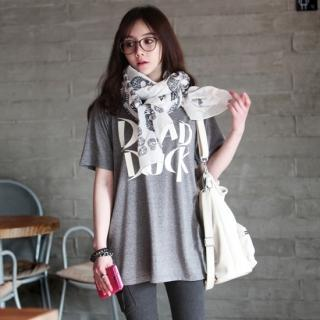 Round-neck Printed T-shirt