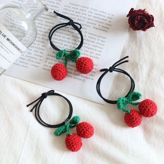 Cherry Hair Clip / Hair Tie
