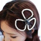Faux-pearl Hair Band