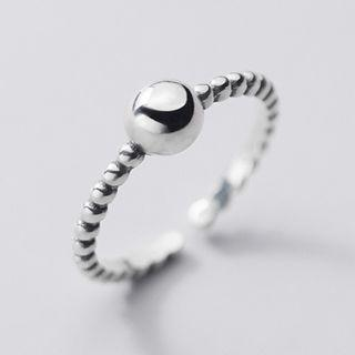 Bead Open Ring As Shown In Figure - One Size