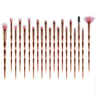 Set Of 20: Eye Brushes
