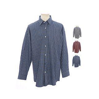 Loose-fit Gingham Shirt