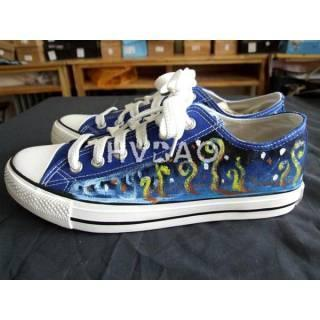 Seabed Canvas Sneakers