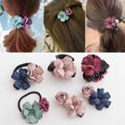 Flower Hair Tie / Hair Clip / Hair Band