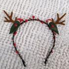 Deer Horn Hair Band