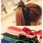Bow Ribbon Hair Tie