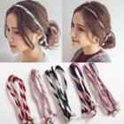Faux Pearl Twist Headband