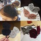 Fabric Floral Headband