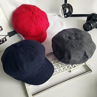 Knit Beret Hat