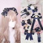 Bow Hair Clip / Hair Tie / Hair Band