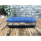 Makeup Pouch Blue - One Size