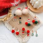 Christmas Drop Earring / Stud Earring