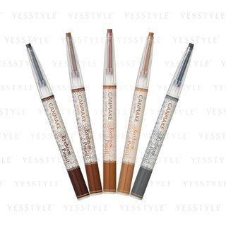 Canmake - Eyebrow Pencil - 5 Types