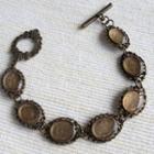 Vintage Style Copper Bracelet (copper) One Size