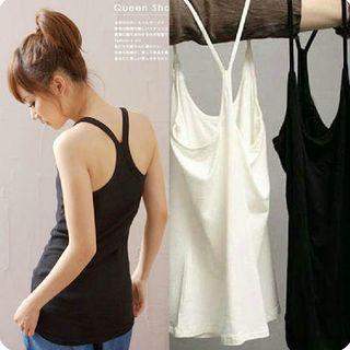 Camisole Top / Racer Back Tank Top