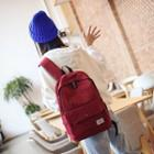Set: Oxford Backpack + Pouch