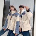 Couple Zip Padded Jacket