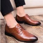 Pointed Pattern Oxfords