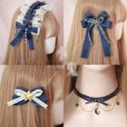 Sailing-accent Headband / Choker / Hair Clip / Hair Tie (various Designs)